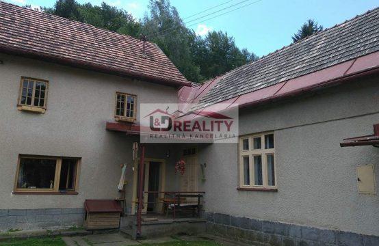 Dom – kedysi mlyn na predaj