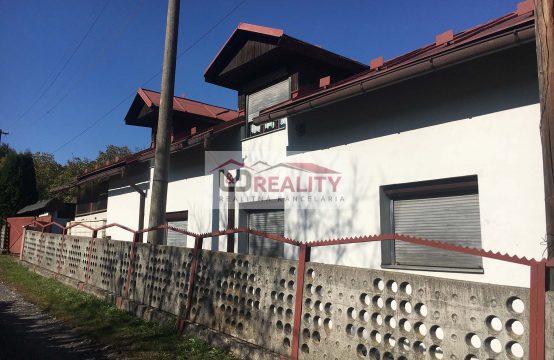 Ponúkame na predaj rodinný dom v obci Divín