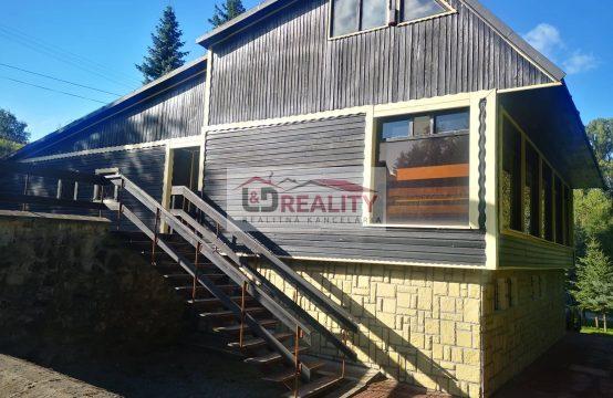 Ponúkame na predaj alebo výmenu chatu v krásnom prostredí Podpoľania