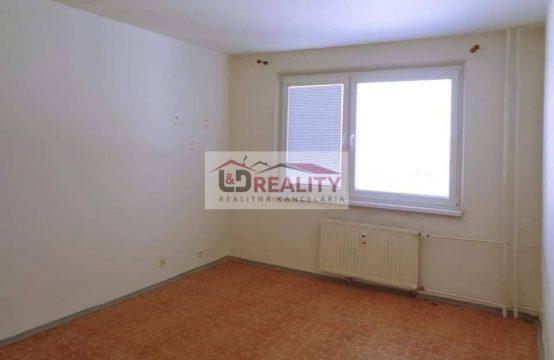 Exkluzívne na Predaj 1 izbový byt v centre Detvy.
