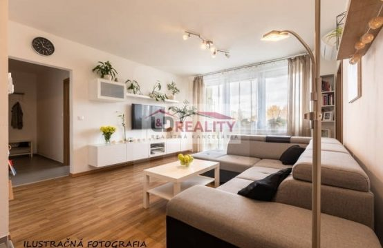 !!! EXKLUZÍVNE len u nás na predaj VEĽKÝ 3 IZBOVÝ byt v Detve !!!!