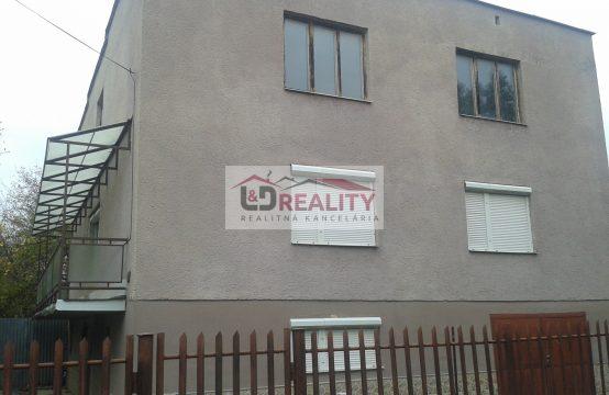 Ponúkame na predaj rodinný dom v Sobranciach