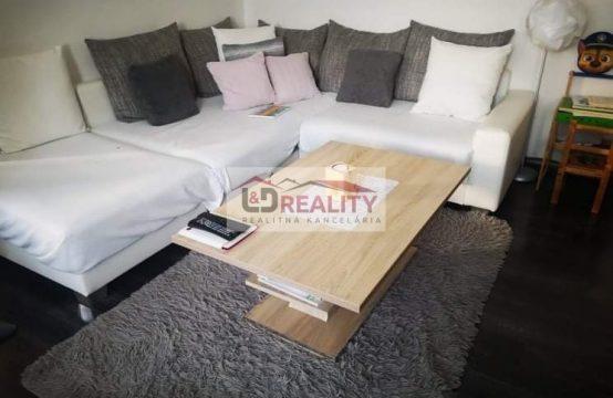 !!!EXKLUZÍVNE na predaj kompletne zrekonštruovaný 2 izbový byt v Detve!!!