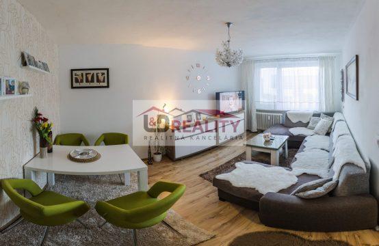 !!!TOP!!! Na predaj kompletne zrekonštruovaný 2 izbový byt v centre Detvy