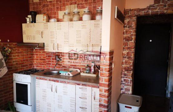 !!!Exkluzívne na predaj čiastočne zrekonštruovaný 1 izbový byt v Detve. !!!