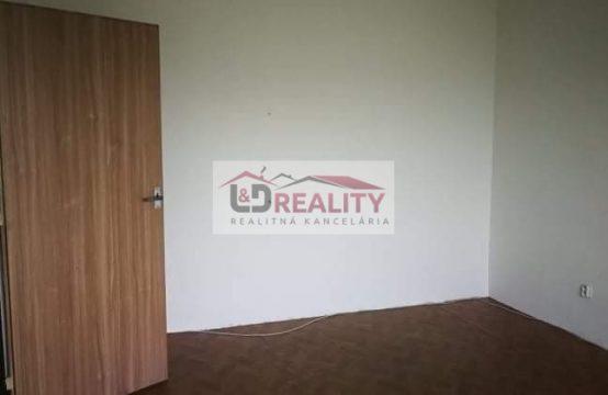 Exkluzívne na predaj 1 izbový byt na ul. A. Hlinku v Detve